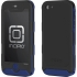 Atlas Case for Apple iPhone 5 in Black/UV Blue
