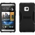 Aegis Case for HTC One in Black/Black