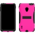 Aegis Case for LG Lucid 2 in Black/Pink