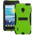 Aegis Case for LG Lucid 2 in Trident Green/Black