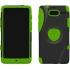 Aegis Case Motorola Droid Razr M in Black/Green
