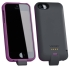 powercase 2000 for Apple iPhone 5/5s Gray/Purple
