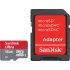16GB MicroSDHC, SD Adapter Included
