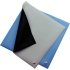 "18"" x 24"" Blue Anti-Static Mat w/hardware"
