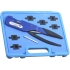 Complete Crimp Tool Kit w/6 dies: Times, Andrew