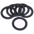 "Gaskets/Washers for 3/4"" Mounting Nut, 6 Pack"