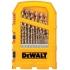 Pilot Point Gold Ferrous Oxide Drill Bit Set,29pc
