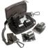 Cube Equipment Case Mobility Pkg;4 Casters & strap