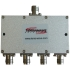 2.4 GHz 4-Way Splitter with RPTNC Females