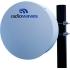 4.4-5.0 GHz 26.2dBi 2' Parabolic Dish, N Female