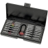 Ratcheting Nut Driver Set, 16 piece,SAE and Metric