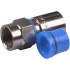 F Male Connector for Belden RG6 9077 Cable