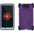 Defender Case for Motorola Droid Ultra Aqua/Violet