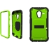 Cyclops Case for Motorola Moto X in Trident Green