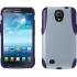 Commuter Case for Galaxy Mega 6.3 Grey/Purple