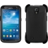 Defender Case for Galaxy Mega 6.3 in Black/Black