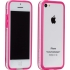 Hula Bumper for Apple iPhone 5c in Pink