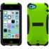 Aegis Case for the Apple iPhone 5C in Black/Green