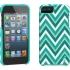 M-Edge Echo Case iPhone 5s/5 Chevron Mint