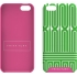 TT Snap Case for the Apple iPhone 5c in GR/WHT