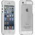 Naked Tough Case, Apple iPhone 5s/5, Clear/White