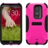 Aegis Case for LG Optimus G2 in Pink/Black