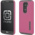DualPro Case for LG G2 in Pink/Gray
