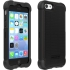 SG (Shell Gel) Case for  iPhone 5c in Black/Black