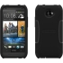 Aegis Case HTC Desire 601 in Black/Black