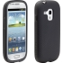 Tough Case for Samsung GS3 mini in Black/Black