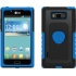 Aegis Case for LG AS730/US730 in Blue/Black
