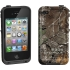 Realtree Fre Waterproof Case iPhone 4s/4 Black