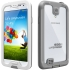 fre Waterproof Case, Samsung Galaxy 4 S,White/Gray