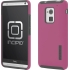 Incipio DualPro Case for HTC One Max, Pink/Gray.