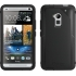 Defender Case for HTC One Max in Black/Black