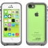 Waterproof fre Case, Apple iPhone 5c. White/Clear