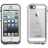 LifeProof n��d Case/Cover iPhone 5s White/Clear