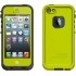 fre Waterproof Case,Apple iPhone 5s, Lime/Black