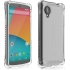 Jewel Case for LG Nexus 5 in Translucent Clear