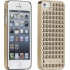Barely There Studded Case, Apple iPhone 5s/5, Gold