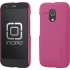 Feather Case for Motorola Moto G in Pink