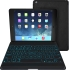 ZAGGkeys Folio Backlit Keyboard iPad Air Black