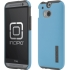 DualPro Case for HTC One (M8) in Cyan/Gray