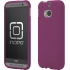 NGP Case, HTC One (M8) in Translucent Pink