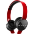 Tracks Air Bluetooth Headset in Vivid Red