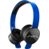 Tracks Air Bluetooth Headset in Electro Blue