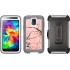 Defender Case for Samsung Galaxy S 5 in AP Pink