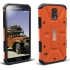 Composite Case for Samsung Galaxy S 5, Rust/Black