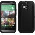 Defender Case for HTC One (M8) in Black