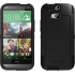Commuter Case for HTC One (M8) in Black